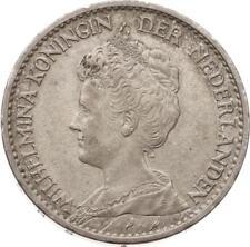 Niederlande, Wilhelmina, 1 Gulden 1915