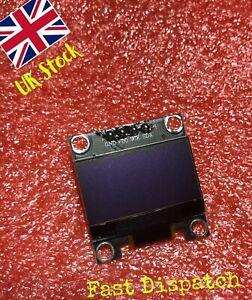 """0.96"""" IIC Serial OLED Display Module Yellow 128x64 LCD Screen Arduino"""