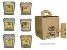 Soy Wax Vanilla Jars/Container Candles & Tea Lights