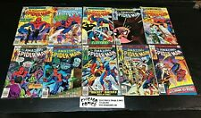 Amazing Spider-Man, 1963. Issues 180-189! Complete 10 Issue Lot.