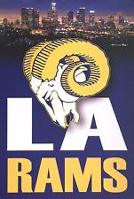 Los Angeles Rams Vinyl Wall Graphic Sticker - Wall Art Sticker - LA Rams