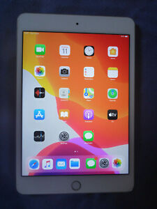 Apple iPad mini 4 128GB, Wi-Fi, 7.9in - Gold Model A1538