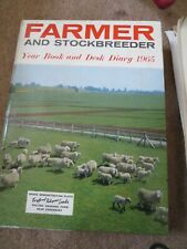More details for farmer and stockbreeder book and desk diary 1965