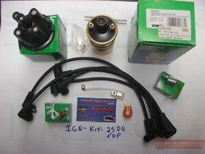 Ignition Overhaul Kit - Lucas 25D4 (Top Entry), MG Midget, MGB, Austin Healey
