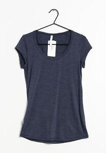 Icebreaker T-Shirt blue Gr.S