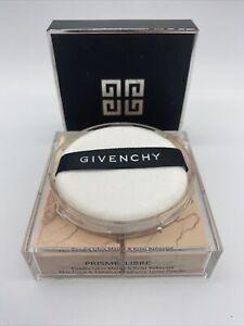 New In Box Givenchy Prisme Libre 4 in 1 Mat finish shade 2 Tafetas BeigeNO BOX