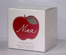 Nina Ricci Nina 2.7oz 80ml Women Eau de Toilette EDT New & Original & Sealed Box