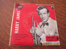 45 tours harry james and his orchestra n° 2 the high and the mighty