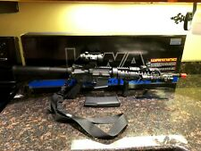 KWA CQR MOD 1 Airsoft Rifle with Attachments