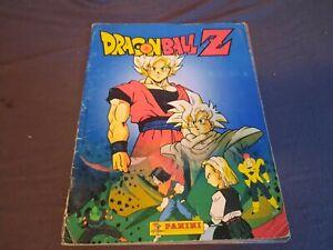 Album Cartes Dragon Ball Panini  DBZ 100 % complet