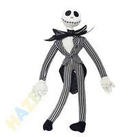 Hot The Nightmare Before Christmas Jack Skellington Plush Doll Kids Stuffed Toy