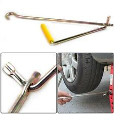Car Tire Wheel Lug Wrench Scissor Jack Steel Crank Speed Handle Lift Tool