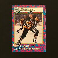 1993 Sports Illustrated for Kids MARIO LEMIEUX Card #125 Pittsburgh Penguins NM