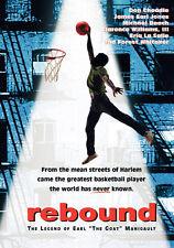 Rebound: The Legend Of Earl 'The Goat' Manigault (DVD,1996)