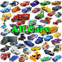 Disney Pixar Cars Lot Lightning McQueen 1:55 Diecast Model Car Toys All Series