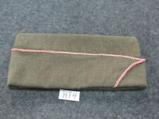WWII US GI Engineer Corps Garrison Cap 100% original (HT4)
