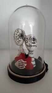 Ooak Hand Made Creepy Victorian Art Dolls  Pair