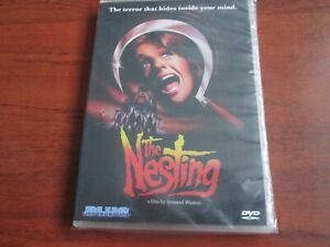 The Nesting [DVD] [1981]  NEW AND SEALED REGION 1 CULT HORROR