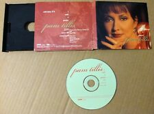 PAM TILLIS I said a Prayer NICE PACKAGE PROMO DJ CD single w/PRINTED LYRICS 1998