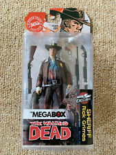 Rick Grimes Walking Dead SkyBound Megabox Bloody Exclusive Action Figure