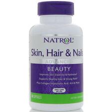 NATROL -�Skin Hair & Nails Advanced Beauty - 60 Capsules
