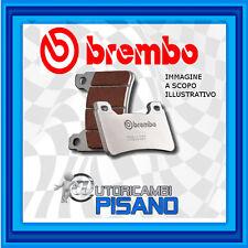 P85049 4 PASTIGLIE FRENO ANTERIORI BREMBO NUOVE & ORIGINALI
