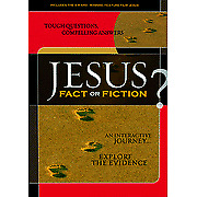Jesus - Fact or Fiction (DVD) Brand new sealed   #43