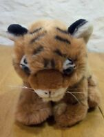 K&M International CUTE SOFT TIGER Plush Stuffed Animal