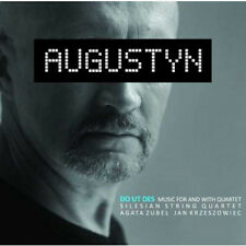 CD AUGUSTYN Do ut des / Music for and with quartet  * AGATA ZUBEL soprano