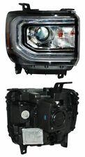 NEW HEADLAMP HID / LED WO/LOGO PASSENGER SIDE RH SIERRA 16-19 GM2503453 84568273