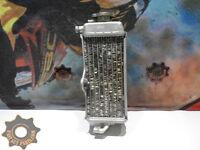 2000 YAMAHA YZ 125 RIGHT RADIATOR (F) 00 YZ125