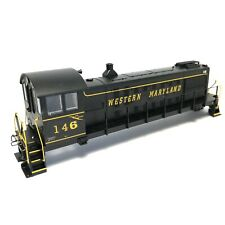 Bachmann H0 Alco S4 Body Only Western Maryland