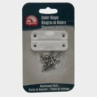 New! IGLOO Plastic Beverage Cooler Hinge White 24012 Fits Hinged 25-165 quarts