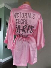 Victoria's Secret!!!! Fashion Show Paris 2016 Robe/ Wrap Limited Edition Pink NW