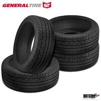 4 X New General G-MAX AS-05 235/50R17 96W All-Season Sports Tire