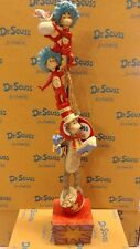 Jim Shore Dr Seuss The Cat in the Hat and Friends Stacked Figurine 6002907