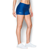 "Under Armour Women's On The Court 3"" Volleyball Shorts"