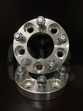 "2pcs 1.5'' Wheel Spacers 5x5.5/5x139.7 1/2""x20 Dodge Ram1500  Ford E150 F150"