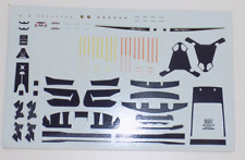 1/43 Looksmart Decals for Lamborghini Gallardo SuperLeggera LS370