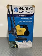 Eureka 3670G Mighty Mite Corded Canister Vacuum Cleaner - Yellow P-17