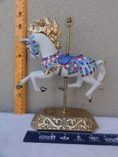 "Large 10"" Carousel Horse - From Impulse Giftware - Limited Edition 3900/6000"