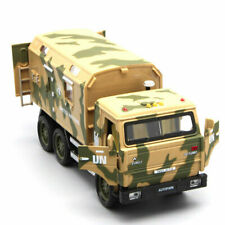 1:32 Kamaz Military Vehicle Force Truck Scale Model Car Diecast Gift Toy Vehicle