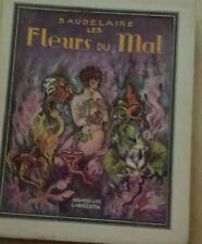 Fleurs du Mal- Baudelaire in French, 1961