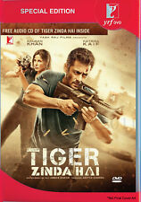 Tiger Zinda Hai (DVD + Audio CD) (Two Disc) (Bollywood) (NEW) (All Region)(2017)
