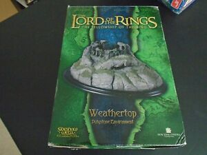 Lord of the Rings Weathertop Polystone Environment  747720202566