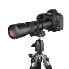 500mm F/8 Super Telephoto Manual Lens for Pentax PK K K3 K5 K7 K20D K200D Camera
