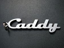 Caddy Keychain Key Chain Keyring Pendant Fob Keyfob VW Rabbit Golf Truck TDI GT