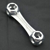 6-15mm 10 in 1 Durable Bicycle Bike Repair Tool Dog Bone Shape Hexagon Wrench