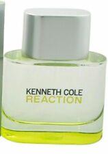 REACTION COLOGNE Kenneth Cole 1.7 Oz 50 ml EDT Eau De Toilette Spray Without Box