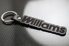 Clio WILLIAMS Leather Keyring Keychain Schlüsselring Porte-clés 16V F7R F1 Sport